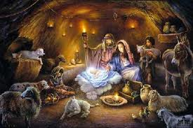 Η Γέννησις του Κυρίου ημών Ιησού Χριστού.