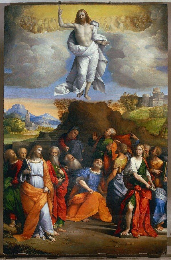 Η Ανάληψη του Κυρίου ημών Ιησού Χριστού - δέκα τοποθετήσεις σε δέκα ερωτήσεις...