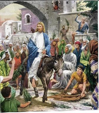 Η Κυριακή των Βαΐων εορτάζεται 7 μέρες πριν από το Άγιο Πάσχα.
