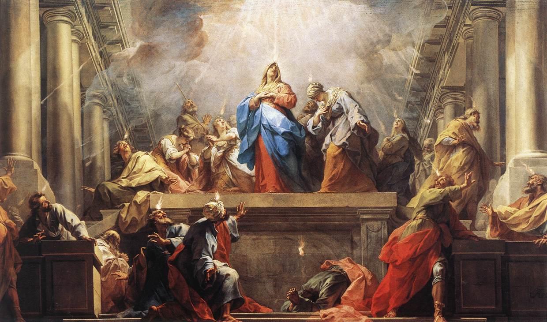 «Πάντα χορηγεί το Πνεύμα το Άγιον» - Περί του Τρίτου Προσώπου της Αγίας Τριάδος