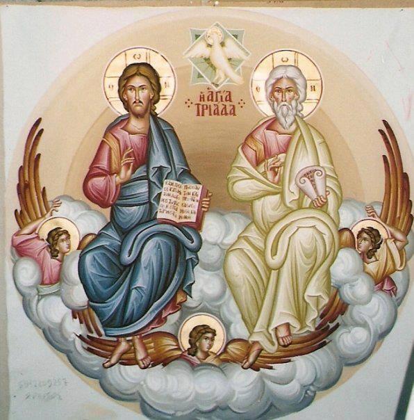 Ποιά η διαφορά της εορτής της Πεντηκοστής με την εορτή του Αγίου Πνεύματος;