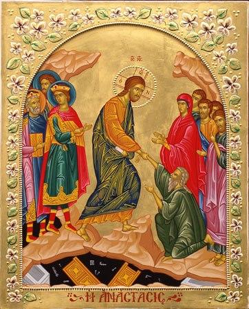 Κυριακή του Πάσχα! Ο Χριστός Ζει και Βασιλεύει!