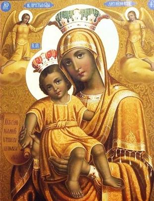 Ο Αύγουστος είναι ο μήνας της Παναγίας μας.