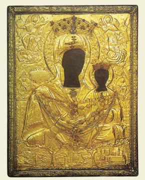 Διήγηση της εύρεσης της θαυματουργού εικόνας Παναγίας της Μυρτιδιώτισσας στα Κύθηρα. 24/9 ε.ε.
