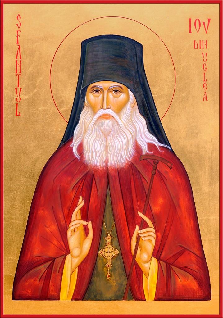 Άγιος Ιώβ της Ούγκλεα(+15/28 Ιουλίου 1985).Ένας νέος άγιος με άφθαρτο λείψανο.