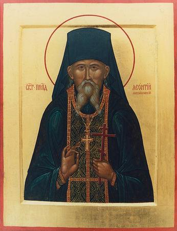 Ο Άγιος ιερομάρτυς Λεόντιος (Στασεβιτς) +28 Ιανουαρίου 1972.