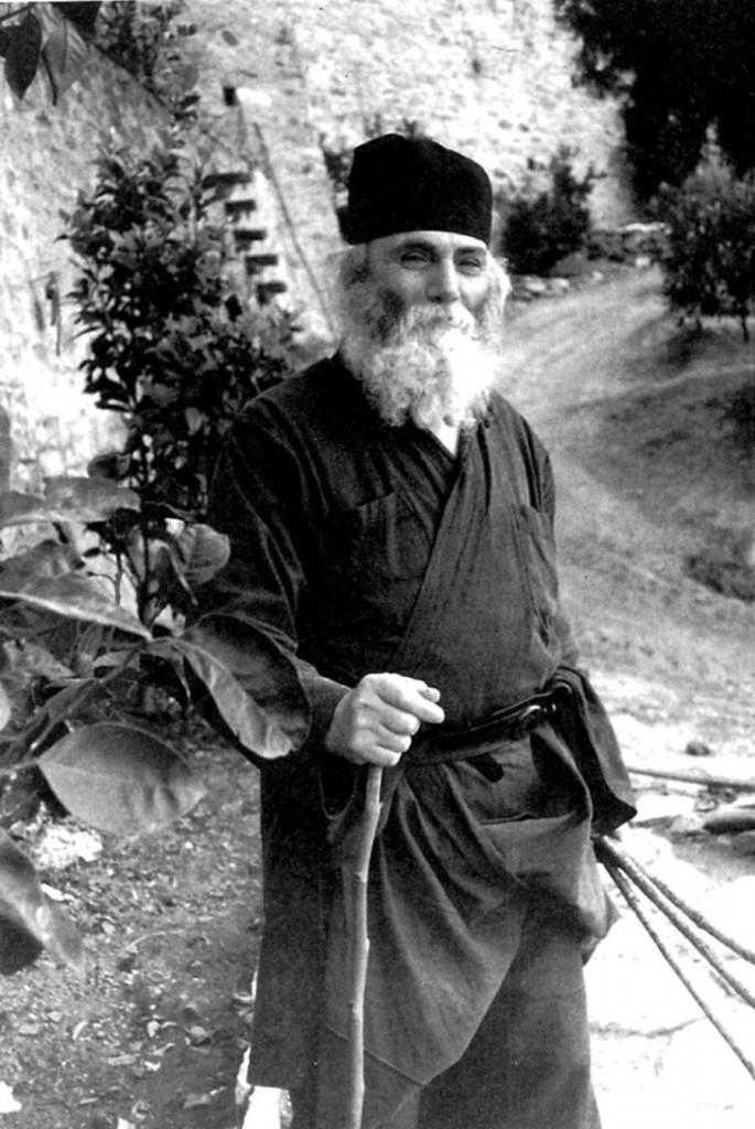 Μοναχός Ιώβ Δοχειαρίτης (1919 - 15 Ιανουαρίου 1989)