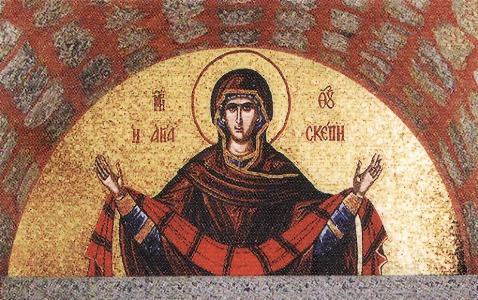 Αγία Σκέπη της Υπεραγίας Θεοτόκου εν Βλαχερνώ και επέτειος του «ΟΧΙ» 28 Οκτωβρίου.