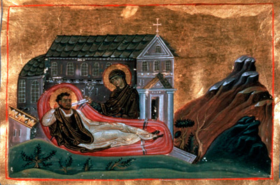 Ο Όσιος Ρωμανός ο Μελωδός εορτάζει στις 1 Οκτωβρίου ε.ε.