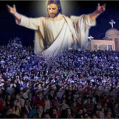 Η Ανάληψις του Κυρίου.