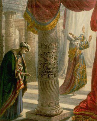 Κυριακή Τελώνου και Φαρισαίου- «Ο Θεός, ἱλάσθητί μοι τῷ ἁμαρτωλῷ».