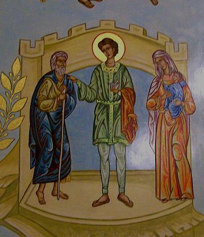 Ο Άγιος Ιουλιανός ο Μάρτυς ο εν Εμέση εορτάζει στις 6 Φεβρουαρίου.