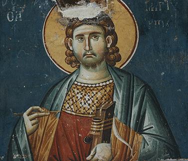 Ο Άγιος Αντώνιος ο Νεομάρτυς ο Αθηναίος εορτάζει στις 5 Φεβρουαρίου.