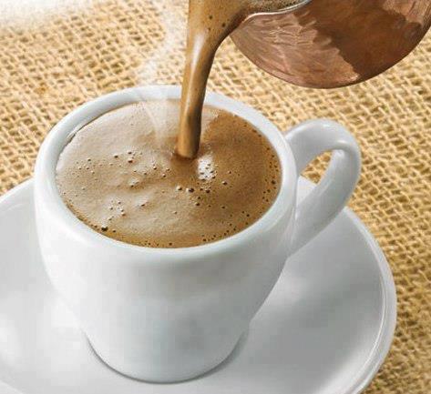 Η θρεπτική αξία του ελληνικού καφέ.