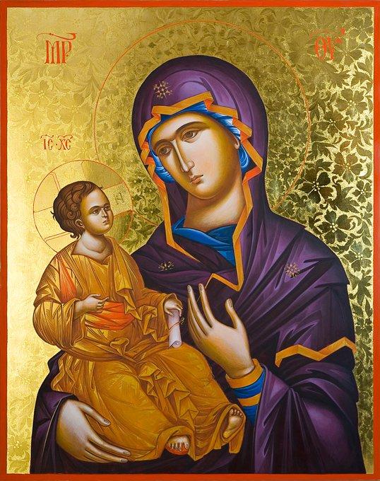 Το αλφαβητάρι της αρετής του Αγίου Γρηγορίου του Θεολόγου.