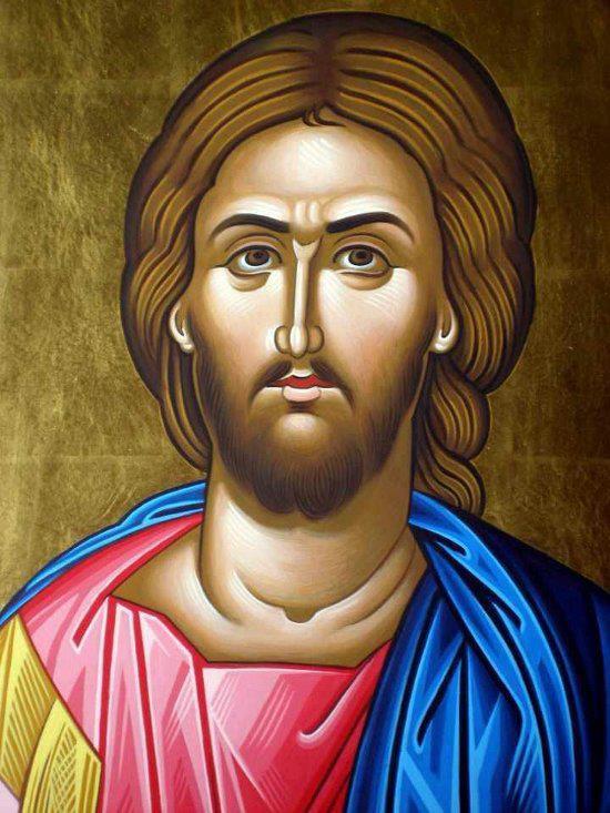 Εἰς τὸν Κύριον Ἰησοῦν Χριστόν.