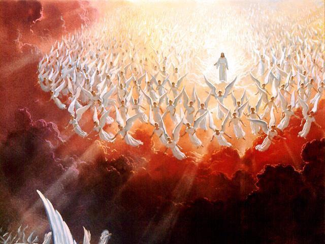 Προσευχές εις τους Αγγέλους.