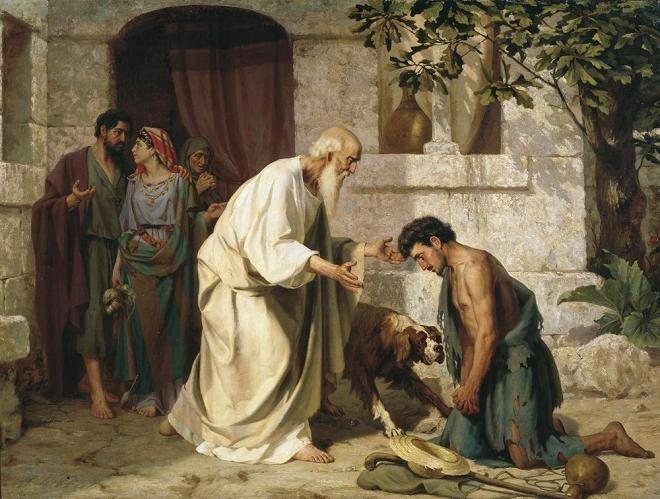 Κυριακή του Ασώτου - «Πάτερ, ἥμαρτον εἰς τὸν οὐρανὸν καὶ ἐνώπιόν σου»