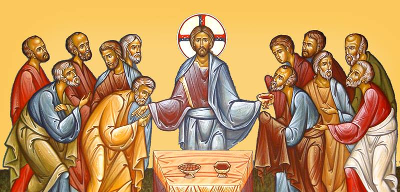 Κυριακή ΙΑ΄Λουκά (Των Προπατόρων)- Το Δείπνο της θεϊκής αγάπης.