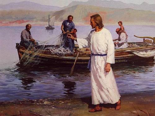 Κυριακή Α΄ Λουκά - «Και καταγαγόντες τα πλοία επί την γην, αφέντες άπαντα ηκολούθησαν αυτώ»