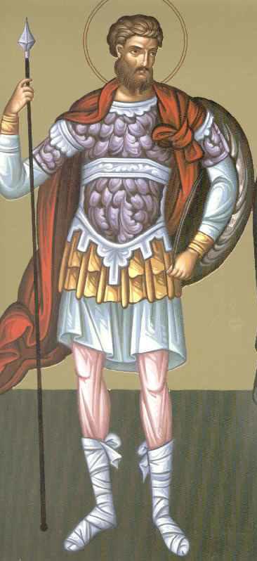 Ο Άγιος Ανδρέας ο Στρατηλάτης και οι δύο χιλιάδες πεντακόσιοι ενενήντα τρεις Μάρτυρες, που μαρτύρησαν μαζί μ\' αυτόν εορτάζουν στις 19 Αυγού?