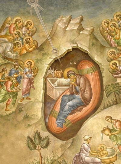 Κυριακή μετά την Χριστού Γέννησιν - Το σωτήριο μήνυμα.