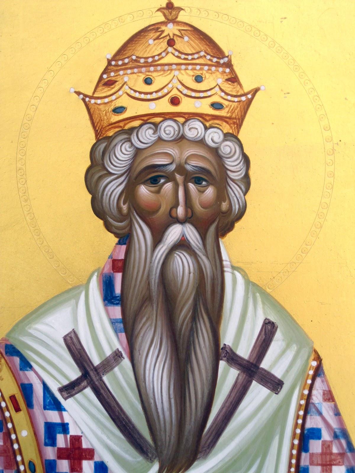 Ο Άγιος Ευλόγιος ο Ιερομάρτυρας και οι Αγίες Λεωκρητία και οι δύο ανώνυμες παρθένες Μάρτυρες εν Κορδούη Ισπανίας. 11 Μαρτίου ε.ε.