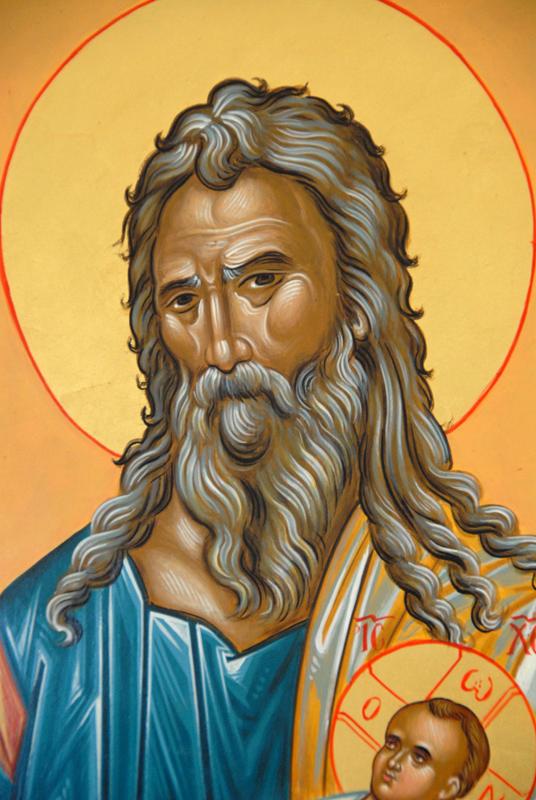 Άγιος Συμεών ο Θεοδόχος. 3 Φεβρουαρίου ε.ε.