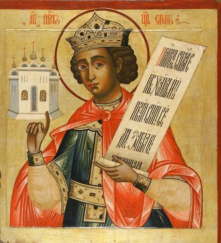 Σολομώντας, βασιλιάς του ενωμένου βασιλείου του Ισραήλ. 2 Δεκεμβρίου.