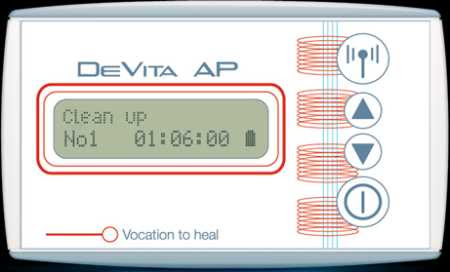 Περιγραφή της Συσκευής DeVita-AP.