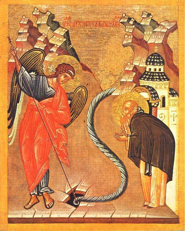 Το εν Χώναις Θαύμα του Αρχάγγελου Μιχαήλ, 6 Σεπτεμβρίου.
