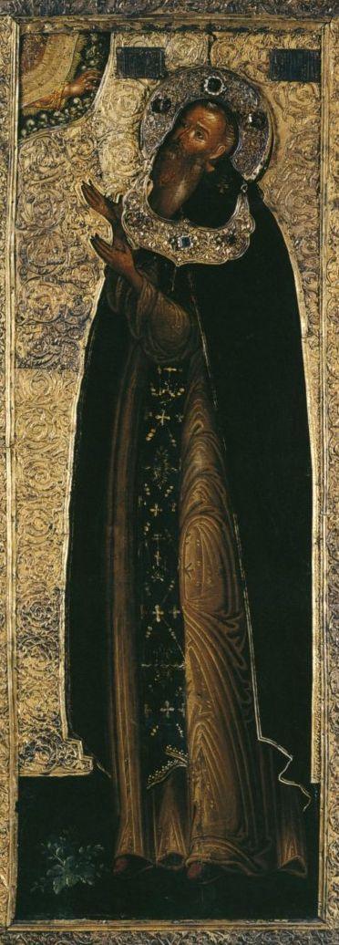 Όσιος Μιχαήλ ο Μαλείνος πνευματικός πατέρας του Αγίου Αθανασίου του Αθωνίτη. 12 Ιουλίου ε.ε.