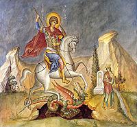 Άγιος Γεώργιος ο Μάρτυρας της Ανάστασης