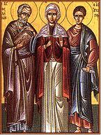 Ο άγιος απόστολος Φιλήμων και οι συν αυτώ. 22 Νοεμβρίου.