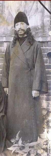 Άγιος νέος ιερομάρτυς Αρίσταρχος (+14/27 Νοεμβρίου 1937)