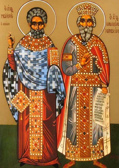 Ο Άγιος Μωυσής ο Αιθίοψ (=ο Μαύρος), 28/8 ε.ε.