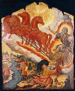 Ανελήφθη ο προφήτης Ηλίας στον ουρανό;