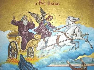 Η Αγία Γραφή για το πρόσωπο κα το έργο του προφήτη Ηλία. 20 Ιουλίου ε.ε.