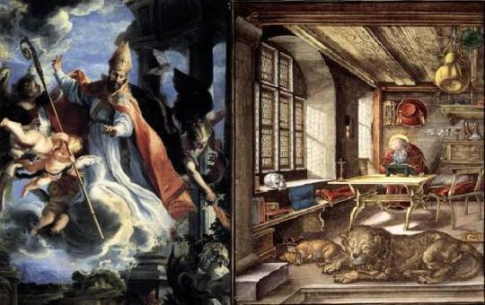 Η διαμάχη Αυγουστίνου και Ιερώνυμου, 16 Ιουνίου ε.ε.