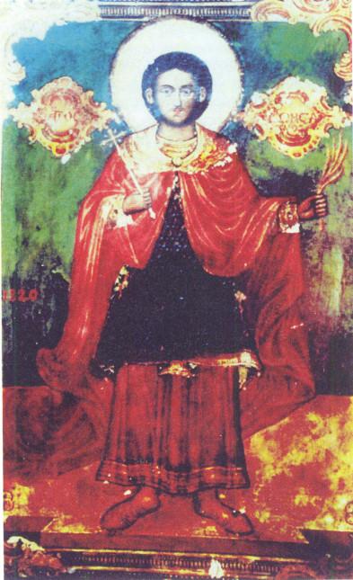 Ο Άγιος Κωνσταντίνος ο εξ Αγαρηνών. 2 Ιουνίου ε.ε.