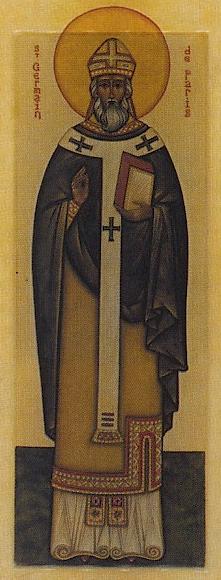 Άγιος Γερμανός επίσκοπος Παρισίων. 28 Μαϊου ε.ε.
