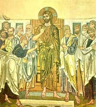 Στην Καινή Κυριακή και στον Απόστολο Θωμά.