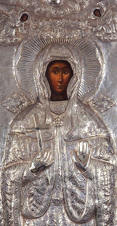 Η μνήμη της Αγίας Ευφημίας εορτάζεται την 11 Ιουλίου και 16 Σεπτεμβρίου ε.ε.