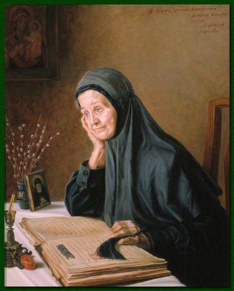 Η Νεομάρτυς Νίνα Κουζνέτσοβα (†1938) 14 Μαϊου ε.ε.