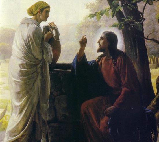 Κυριακή της Σαμαρείτιδος (Ιωάν. δ΄ 5-42)