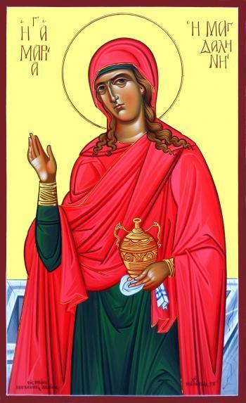 Αγία Μαρία η Μαγδαληνή (video).