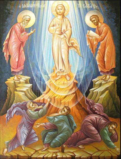 Παρακλητικός κανών στον Μεταμορφωθέντα Ιησού. (Ακούστε)
