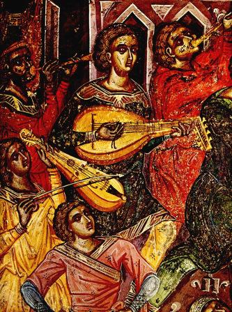 Ψαλτοτράγουδο στην Παναγιά την Παντάνασσα. (Ακούστε το)