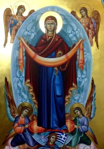 Αφιέρωμα στην Τιμία Ζώνη της Παναγίας. 31 Αυγούστου ε.ε. (Δείτε και Ακούστε το)