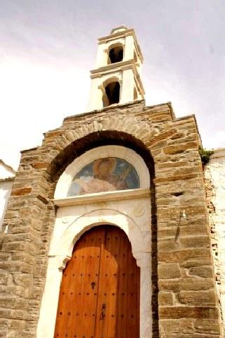 Σύναξη της Παναγίας της Καταπολιανής στην Τήνο. 1 Σεπτεμβρίου ε.ε.